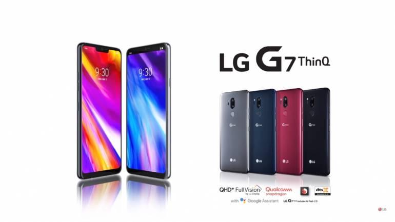 Especificações técnicas do LG G7 ThinQ reveladas