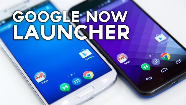 Morte do Google Now Launcher é decretada