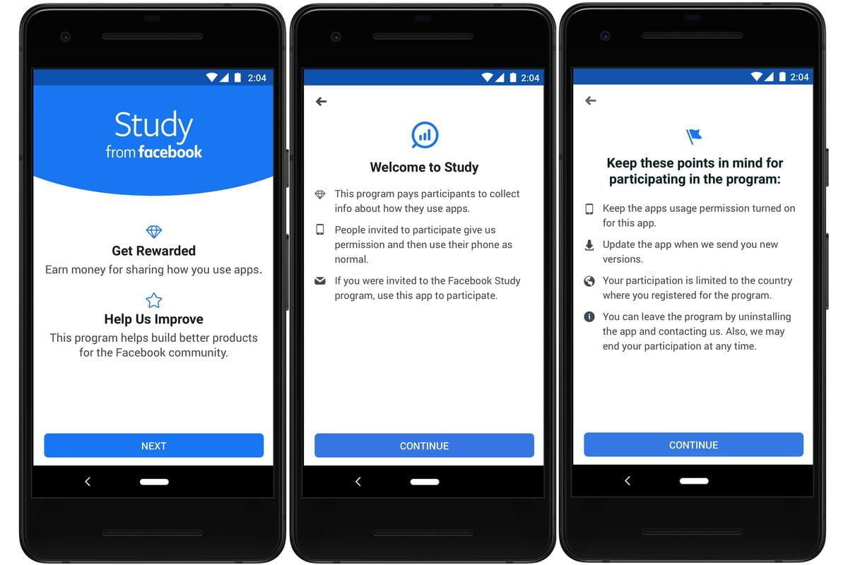 Facebook quer dar dinheiro por seus dados pessoais