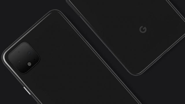 O design do Google Pixel 4 foi confirmado pelo Google