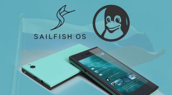SailFish OS