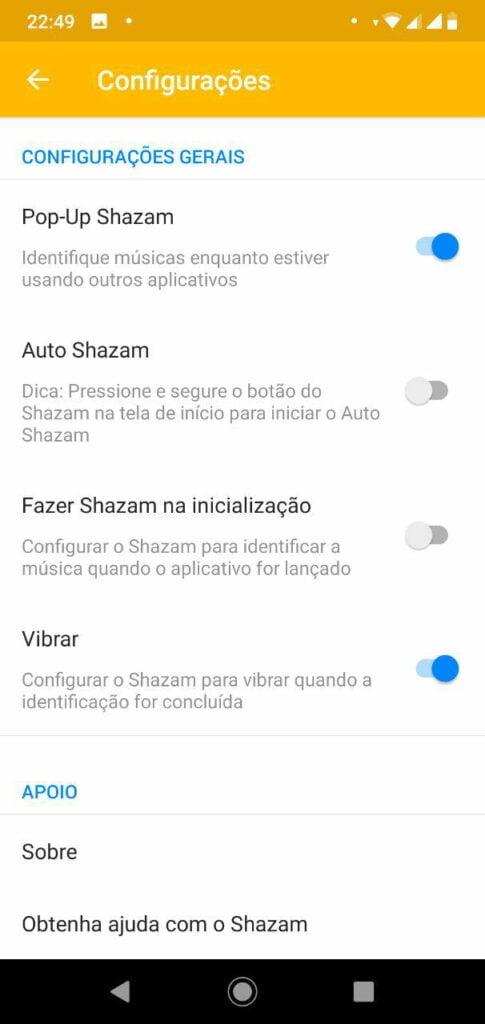 Shazam agora pode identificar músicas quando você está usando fones de ouvido
