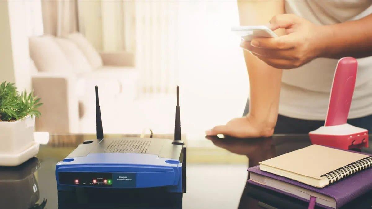 Como melhorar o seu sinal do wifi