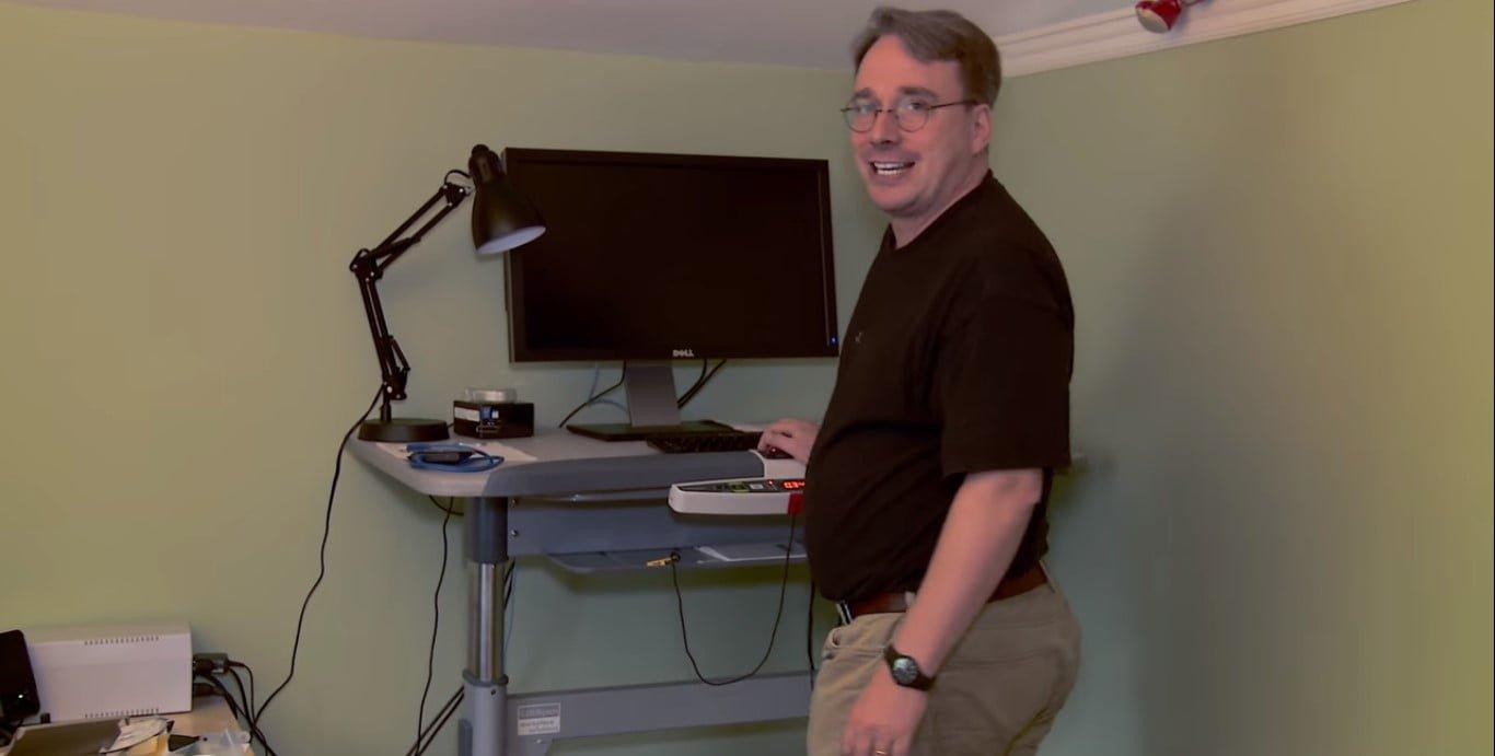 Linus Torvalds dá conselhos para trabalhar em casa durante a pandemia do coronavírus