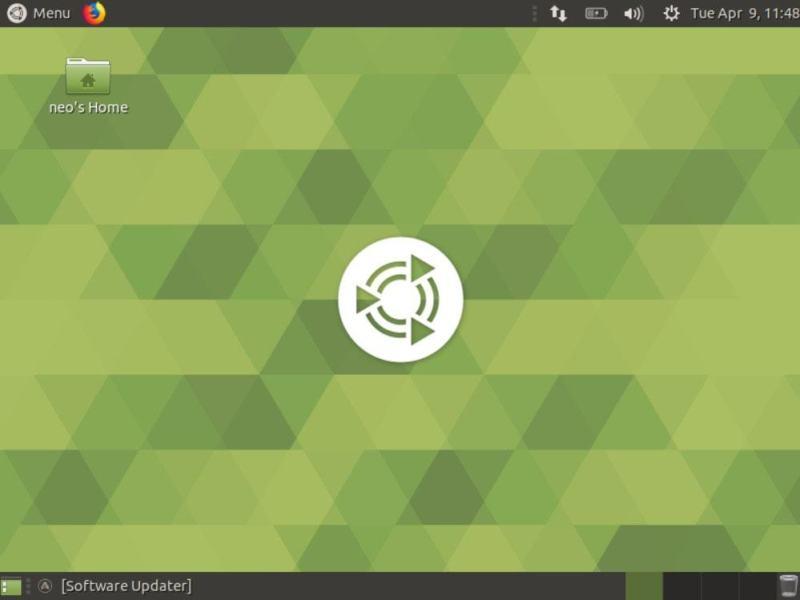Ubuntu MATE: Para computação de uso geral