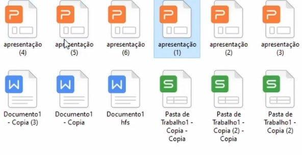 Como renomear muitos arquivos e pastas