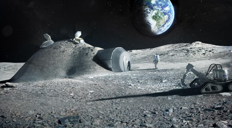 Nasa concede fundos para startup colher oxigênio na lua