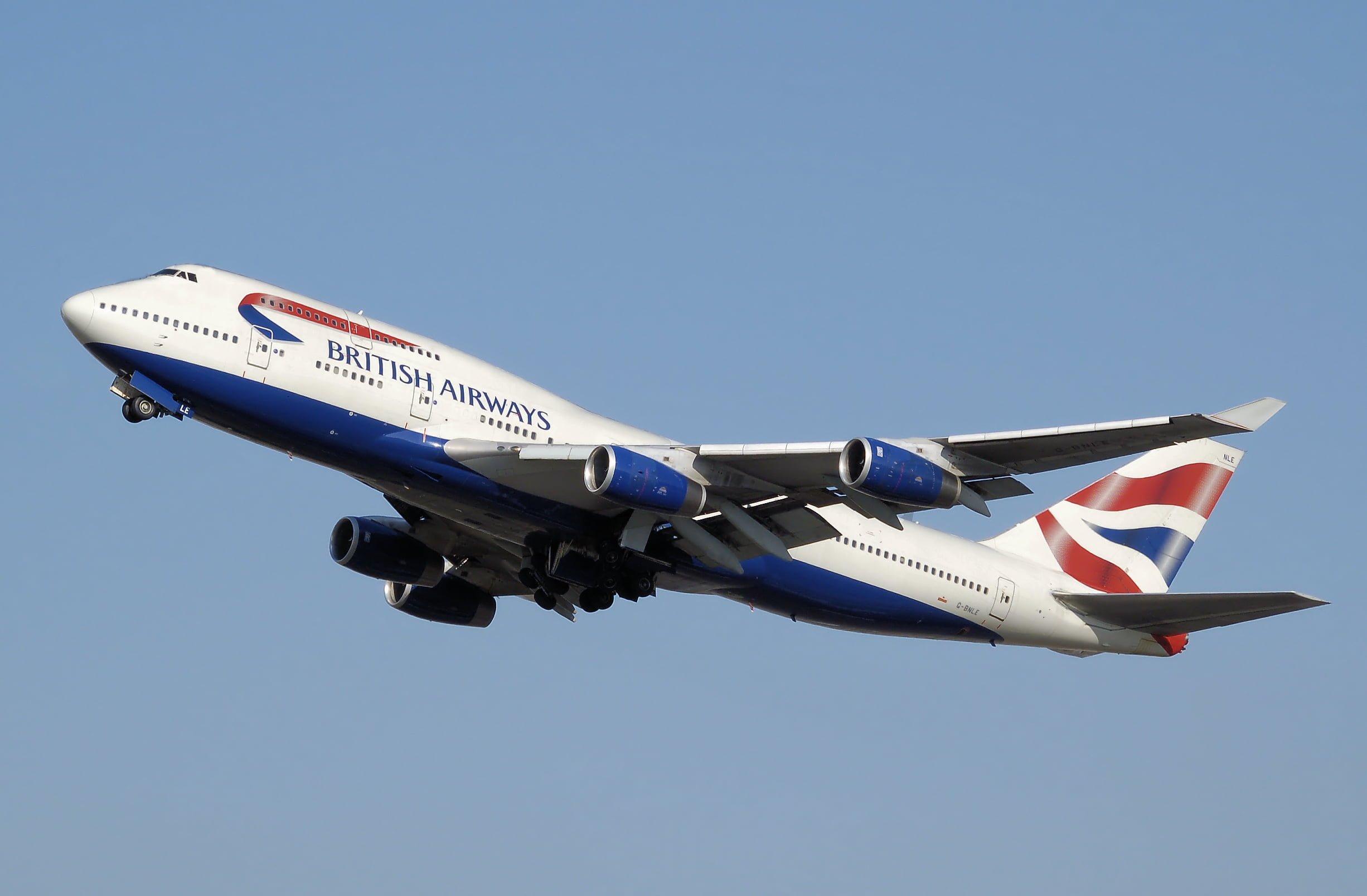 Boeing usa disquetes para atualizar o 747