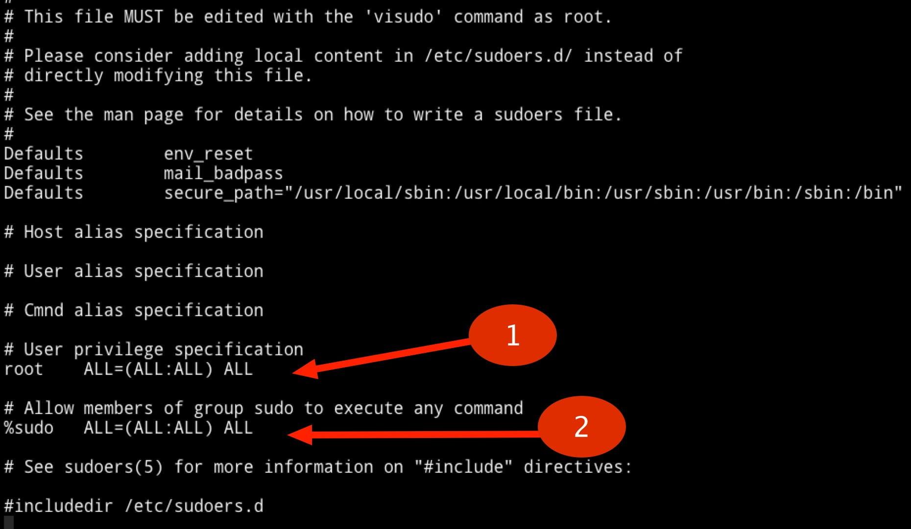 Como adicionar usuários ao Sudoers no Linux
