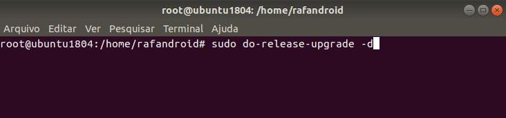Como atualizar para o Ubuntu 20.04 LTS