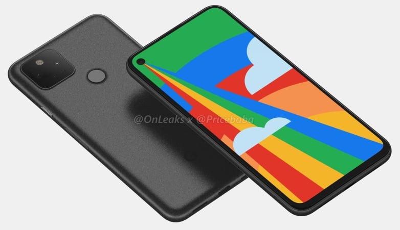 Google Pixel 5 tem design e hardware vazado