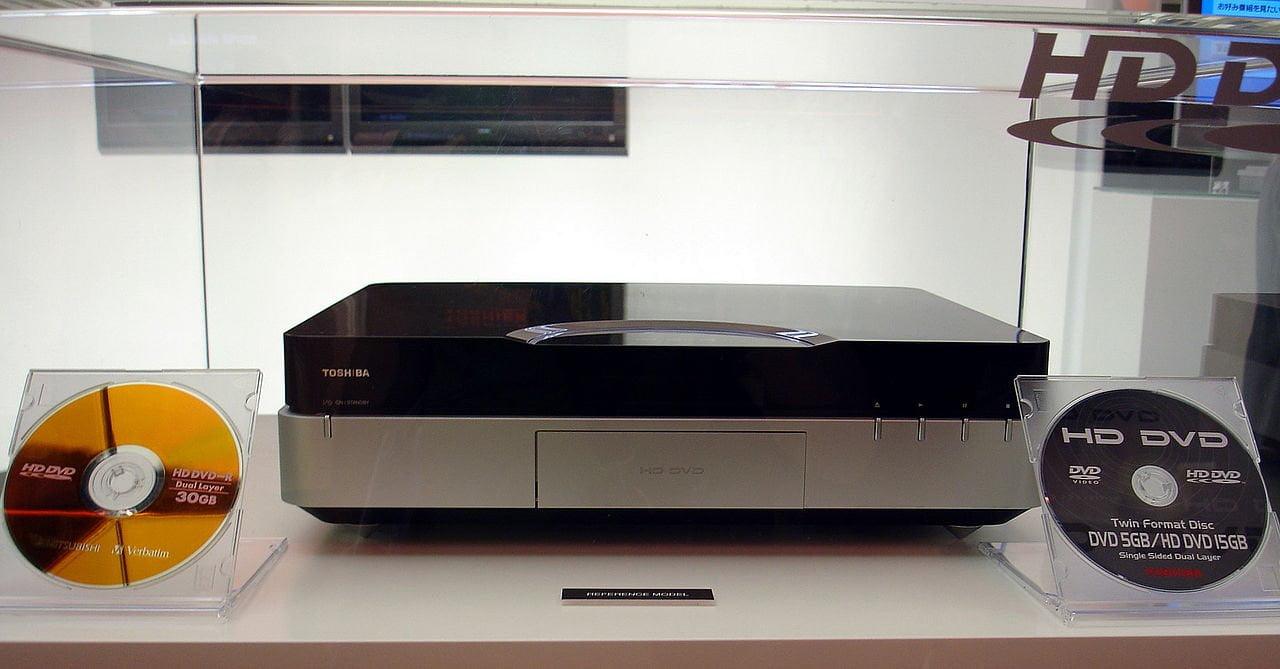 Player HD DVD da Toshiba