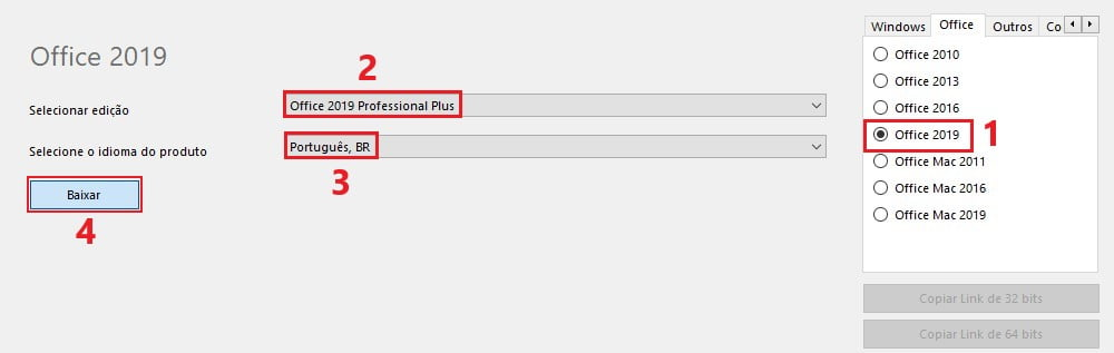 Como baixar ISO oficial do Windows e Office em dois cliques