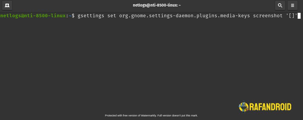Flameshot como padrão no Gnome