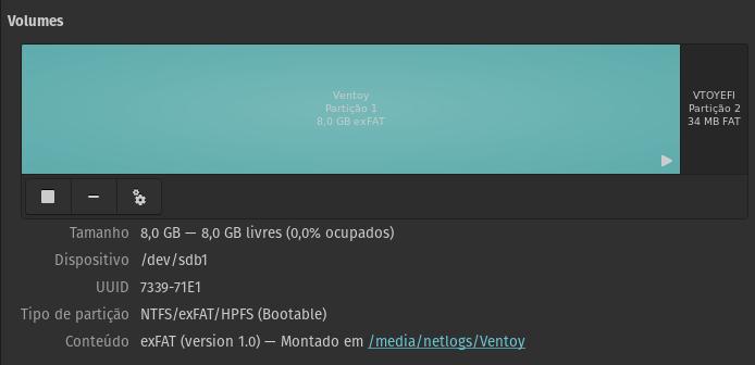 Conheça o Ventoy com interface gráfica para Linux